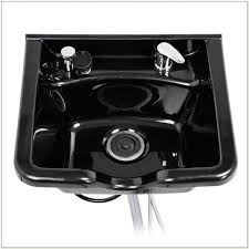 salon sink for home portable sink for hair salon sinks home design inspiration