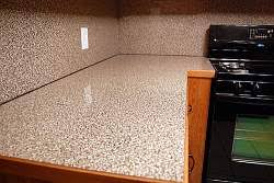 How To Install Kitchen Countertops Install A Laminate Kitchen Countertop How Did I Do It