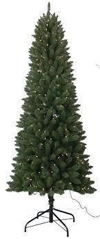 santa s workshop 6 5 slim artificial tree with 250