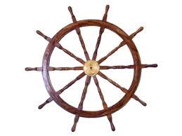 nautical home decor amazon com nautical deluxe class wood and brass decorative ship