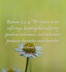5 important bible verses perseverance