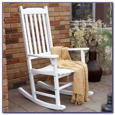 white outdoor rocking chair canada chairs home design ideas