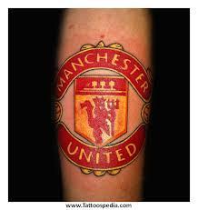 man u tattoo ideas 2