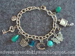 charm bracelet make images How to make charm bracelets adventures of a diy mom JPG