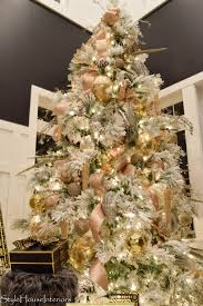 100 how to decorate a christmas tree with ribbon vertically