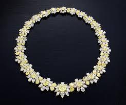 yellow diamonds necklace images Roxi bejeweled yellow diamonds jpg