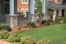 front entrance landscaping ideas front yard landscape designs