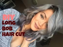 wavy lob haircut tutorial lob haircut tutorial foto video
