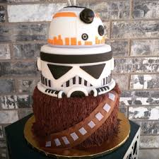 starwars cakes wars birthday cakes popsugar