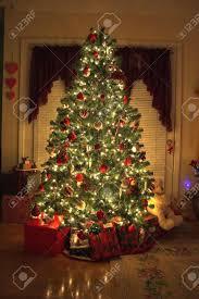lighted tree ideas mini with