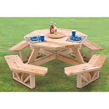 Wooden Hexagon Picnic Table Plans by 11 Best Wood Working Images On Pinterest Picnic Table Plans