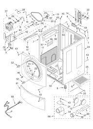 whirlpool fefl88acc electric range timer at dishwasher wiring