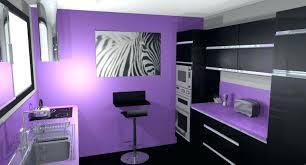 deco cuisine violet deco cuisine violet moderne cuisine violet gris ikea deco de