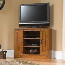 light wood corner tv stand light wood tone entertainment units and tv stands ebay
