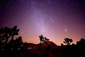 Bright Light In Western Sky Meteor Showers Calendar 2017 Dates And Viewing Tips When Is The