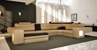 u shaped leather sofa leather u shaped sectional sofa all about house design u shaped