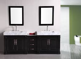 double trough sink bathroom vanity