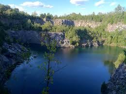 rock quarry near blacksburg va adventures pinterest