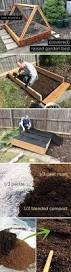 removable raised garden bed fence fences gardens and alternative