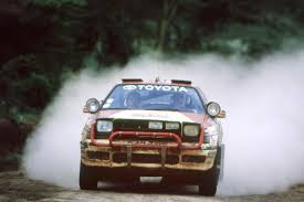 toyota rally car toyota u0027s top five rally drivers of all time
