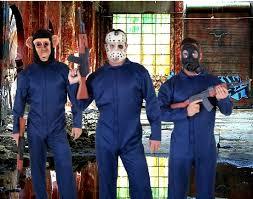 blue jumpsuit costume diy grand theft auto 5 costumes costumes