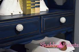 Antique Corner Desk by Navy Blue Corner Desk Shabby Paints
