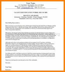 9 cover letter for government jobs resign latter