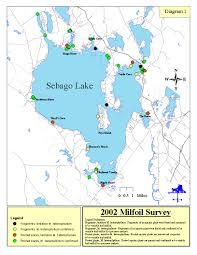 Beaver Lake Map Current Issues Facing The Lake Portland Water District