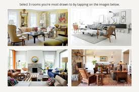 Find Your Home Decorating Style Quiz This Addictive Home Design App Lets You U201ctry On U201d New De Fast Company