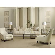 White Tufted Loveseat Paris Tufted Loveseat 6369 84 Baker Furniture Loveseats From