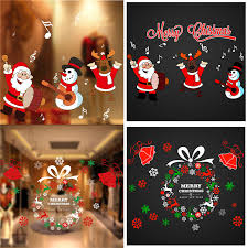 aliexpress com buy merry christmas snow reindeer santa claus