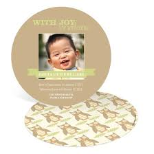 announcement cards adoption birth announcements custom designs from pear tree