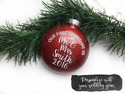 15 best newlywed newly engaged ornaments images on
