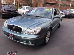 2004 hyundai sonata gls 2004 hyundai sonata gls 4dr sedan in somerville nj auto
