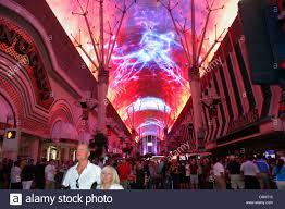 Canopy Plural by Nevada Las Vegas Downtown Fremont Street Experience Pedestrian