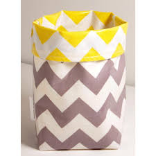 Yellow Wastebasket Wastebasket Car Trash Can Collapsible Use Anywhere Crafting Thread