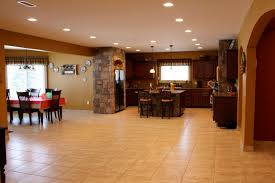 finished basements this finished basement has ceramic