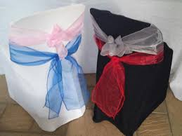 Chair Tie Backs Table Linen Chair Cover Hire Product Hire Fourways Sandton