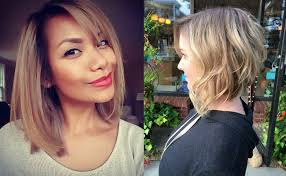 over forty hairstyles with ombre color 40 hottest bob hairstyles haircuts 2018 inverted mob lob