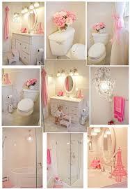 girls bathroom ideas roze en witte badkamer inplaats van roze zou ik blauw doen home
