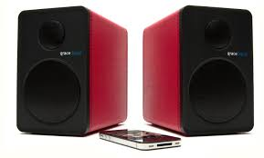 grace digital gdi btsp201 aptx bluetooth 4 0 speakers introduced