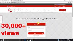 cara membuat website via html how to upload files and hosting a free website on 000webhost in