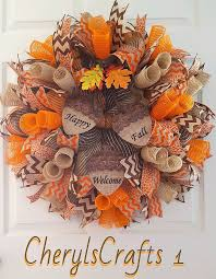 25 unique thanksgiving mesh wreath ideas on deco mesh