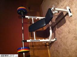 Weight Bench Olympic Armslist For Sale Olympic Weight Bench Excellent Cond