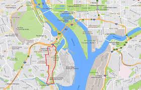Alabama City Map Crystal City Maps Arlington Virginia Directions