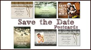 western wedding invitations templates free rustic save the date