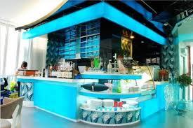 cuisine turquoise de sky cafe cuisine