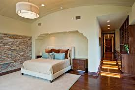 bedroom awesome country bedroom idea with modern fireplace under