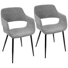 Grey And White Accent Chair Gray Accent Chairs Chairs The Home Depot