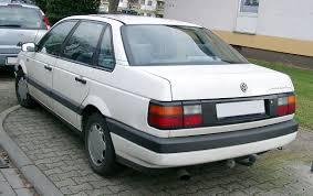 volkswagen passat b3 wikipedia